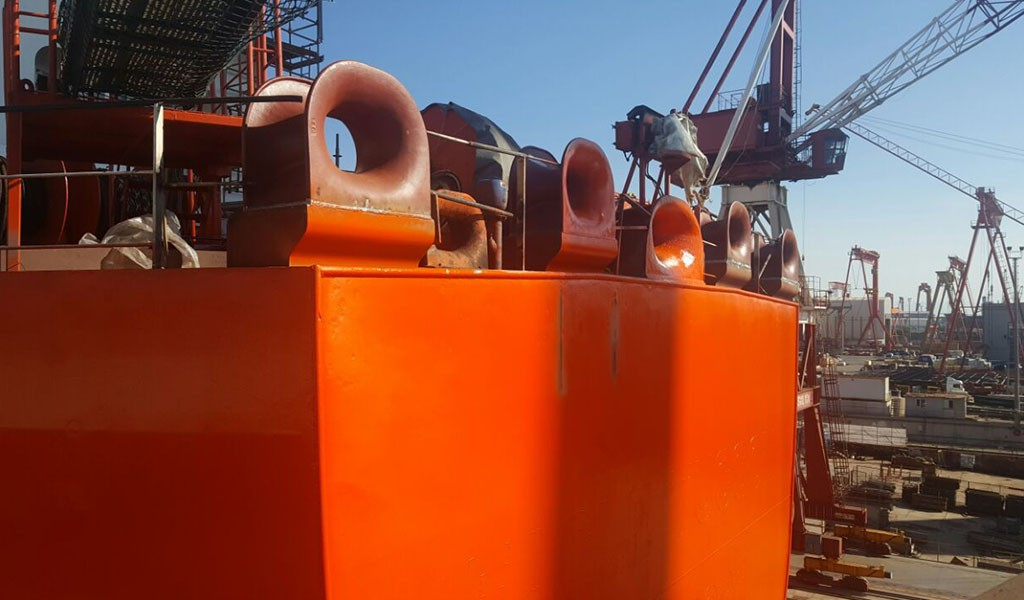 MARINE EQUIPMENT PRODUCTION AND ENGINEERING